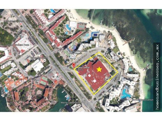 Terreno Comercial/Residencial en Zona Hotelera