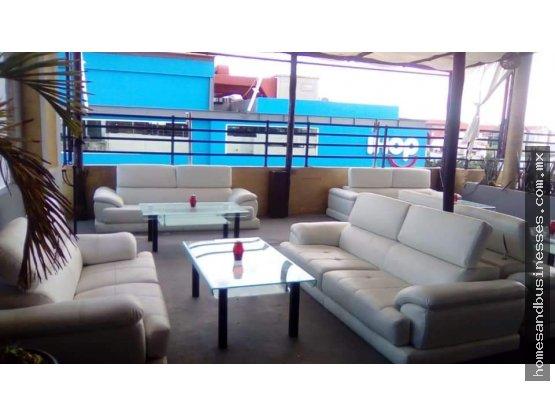 Local comercial en terraza de hotel en 5ta av