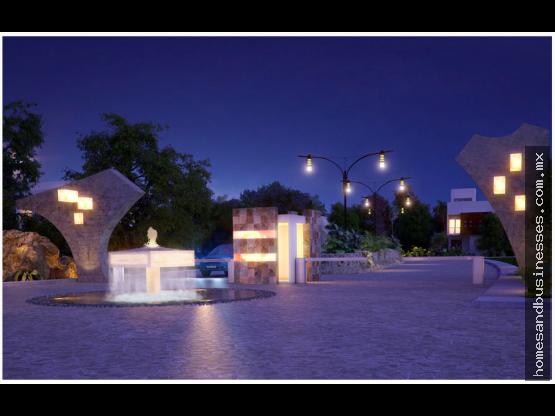 Terreno en Venta Residencial Puntarena Pto Morelos