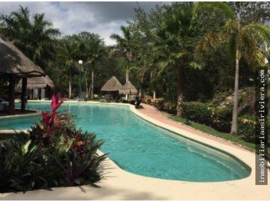 Terreno en venta en la Riviera Maya a 1 km del Mar