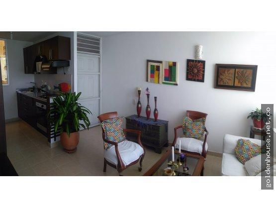 alquiler de apartamento amoblado en palmira valle