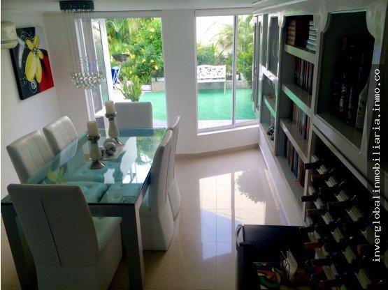Casa Duplex en arriendo en Villa campestre