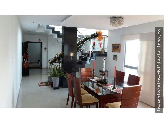 Pent house duplex en venta en Villa santos