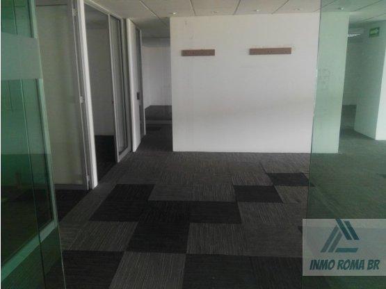 Oficina de 240 m2 4 Privados Recepción Roma Norte