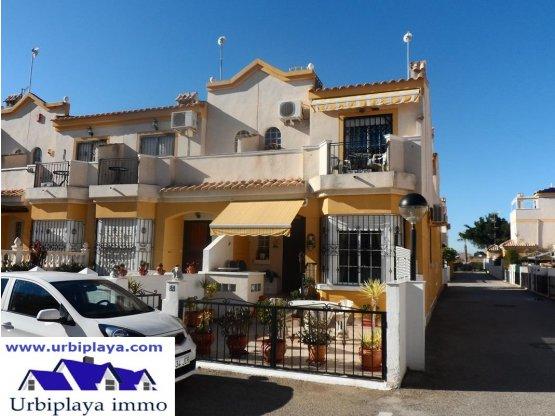 Townhouse, Beach / Chalet Playas Guardamar