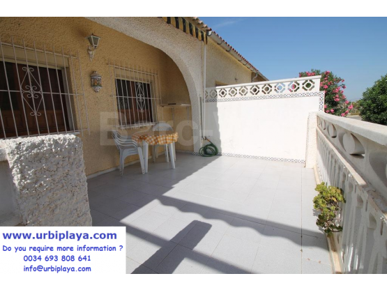 OFERTA BUNGALOW PLAYA