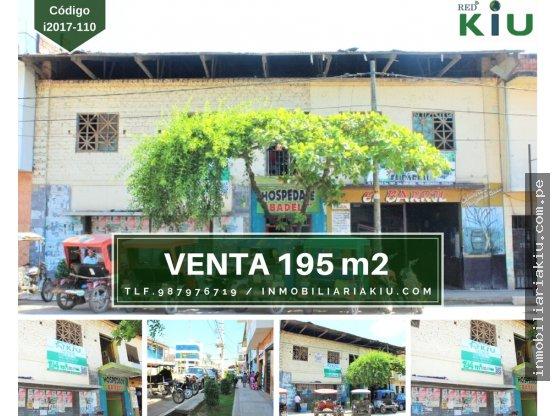 i017110 Venta de Local Comercial en Callería
