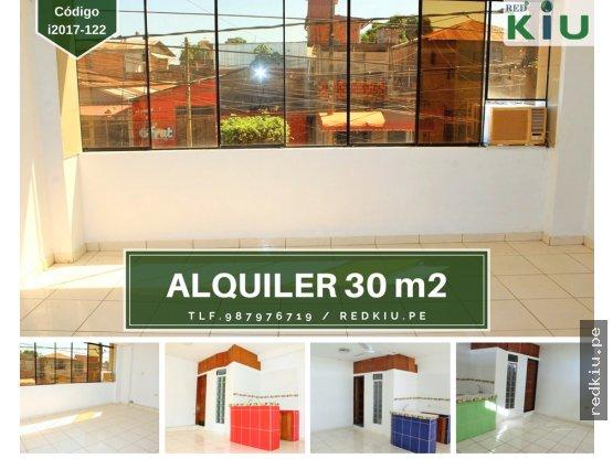 i2017122 Mini-Departamentos en Alquiler Callería