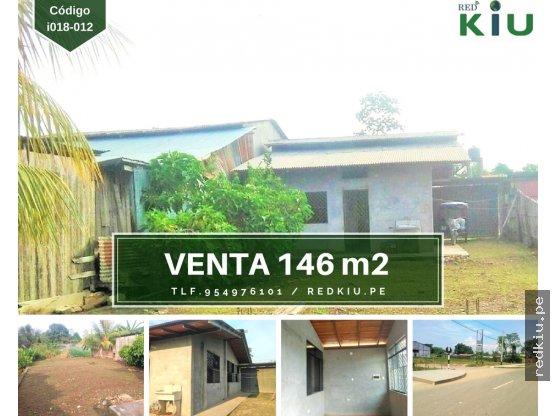 i018012 Venta - Casa Mat/Nob - Yarina
