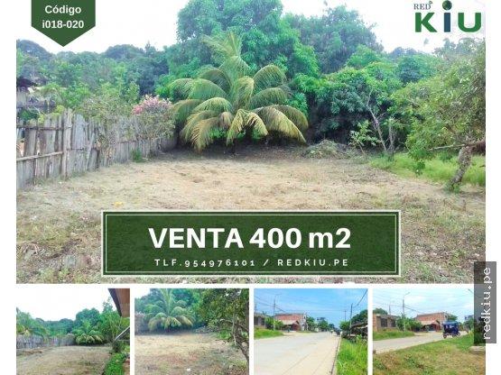 i018020 Venta - Terreno - Yarinacocha