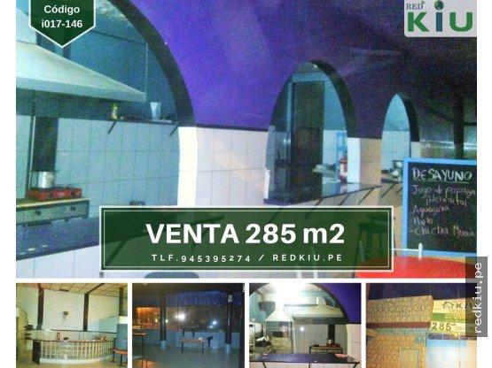 i017146 Local Comercial en Venta Yarinacocha