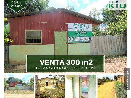 i018057  Venta-Casa Mat/Nob-Calleria-Pucallpa