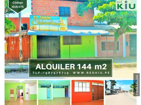 i018075 ALQUILER/lLOCAL COMERCIAL/114M2