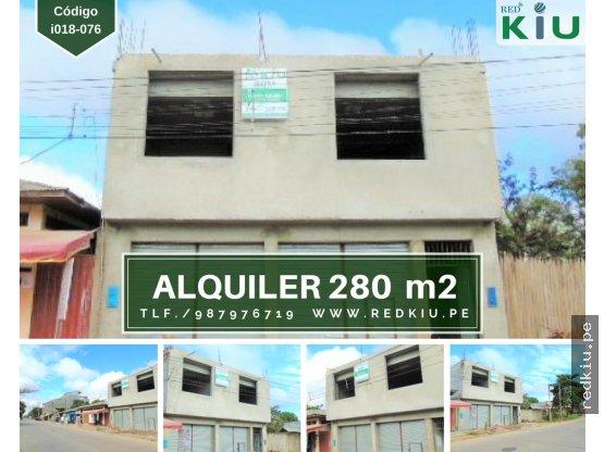 i018076A ALQUILER/CASA CON LOCAL COMERCIAL/280M2