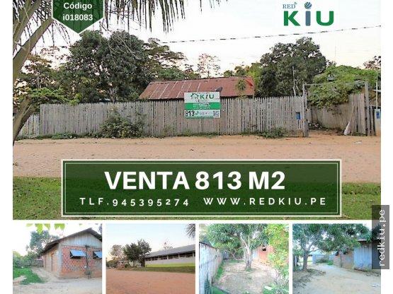 i018083 VENTA CASA 813M2