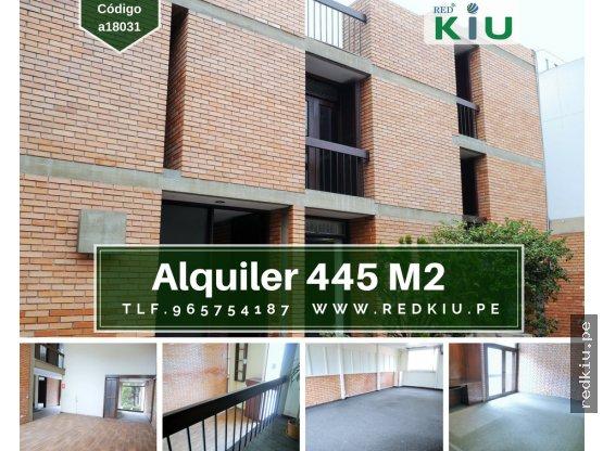 a18031 Alquiler Edificio para oficinas