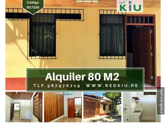i017155 Departamento en Alquiler, Callería 80M2