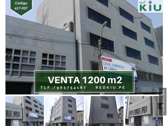 a17037 Edificio Comercial de 5 pisos - Surquillo