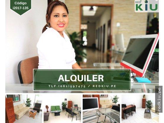 i017135 Alquiler de oficinas en Yarinacocha