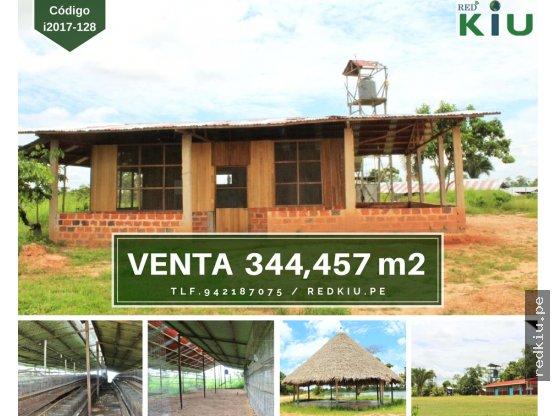 i2017128 Fundo en Venta 344,457 m2