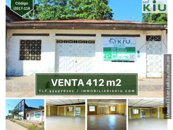 i017118 Local Comercial en Venta Yarinacocha