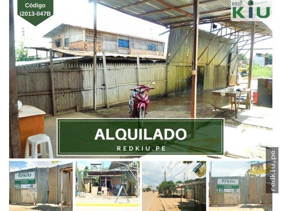 i013047B Local Comercial en Alquiler  Callería