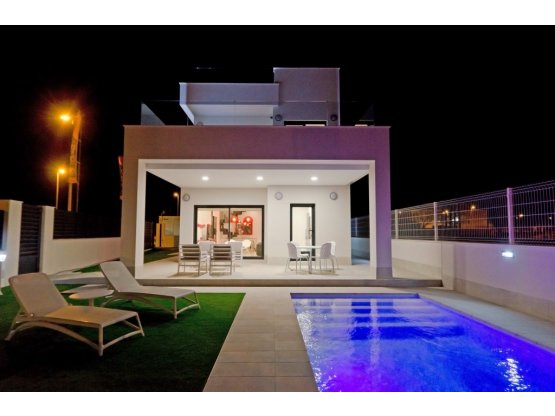 Excelente Villa, Piscina, 300mt Playa del Pinet