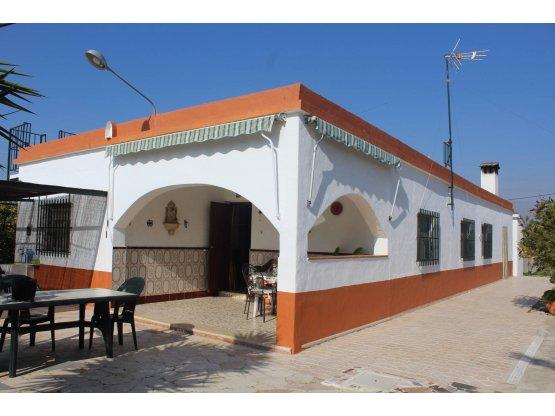 CREVILLENTE - terrain+maison+piscine