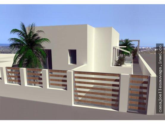 """Hermosa Nueva """"Villa"""" en ciudad Quezada, Rojales."""