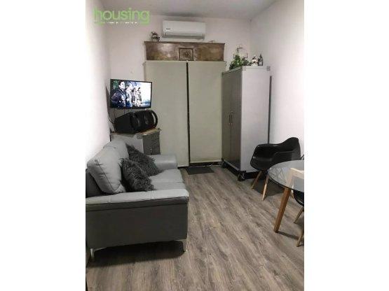 AGUADA, un dormitorio, patio, $79.000