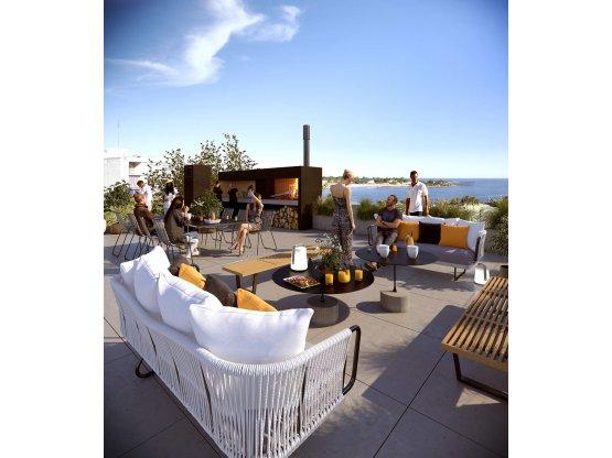 Dos dormitorios, terraza U$S 303.000