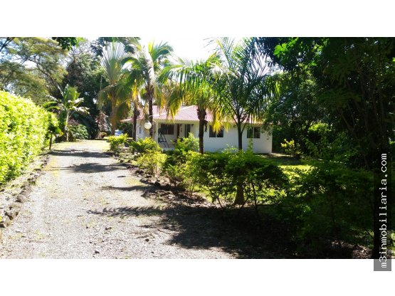 Casa campestre en Restrepo Meta