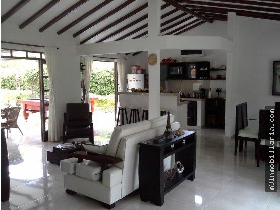 Casa campestre en venta Vanguardia Villavicencio