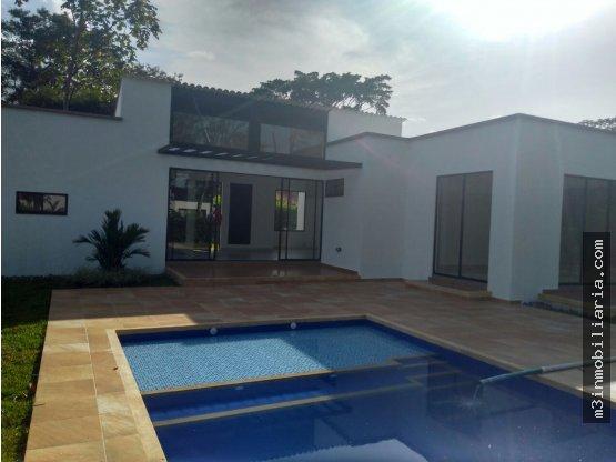 Casa campestre para la venta, en Villavicencio