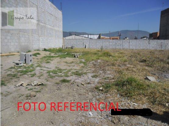 RENTA DE TERRENO ZONA 11 COLONIA ROOSEVELT