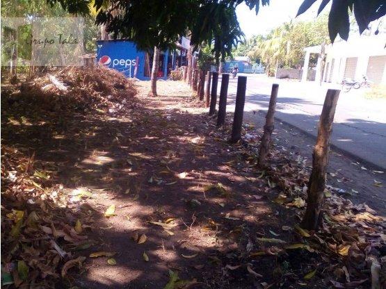 VENTA DE TERRENO COMERCIAL EL PUMPO SANTA ROSA