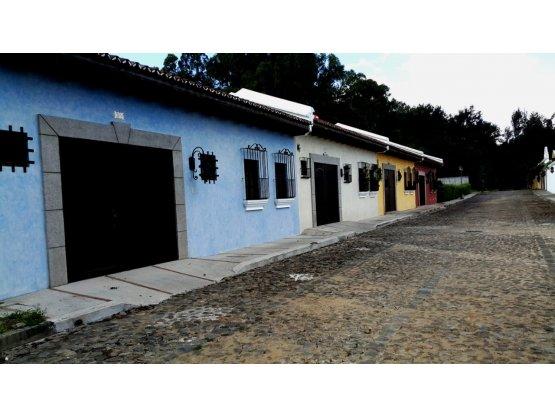 Vendo casa Castilla de Belen Antigua Guatemala