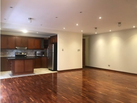 Apartamento En Renta Alhambra zona 15