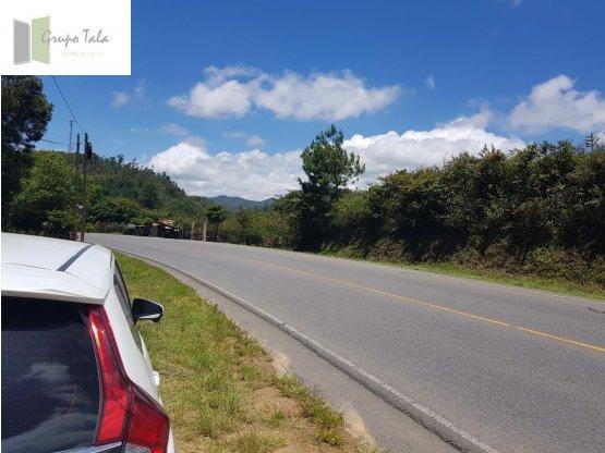 Venta Terreno sobre Carretera a Cobán / 12,780vrs
