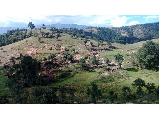 terreno Huehuetenango