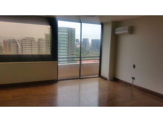 En Renta apartamento San Ignacio 1 Zona 10