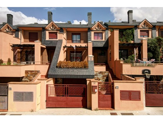Casas en venta en el Serrallo Granada