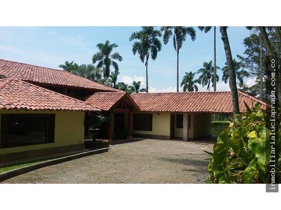 Venta casa de campo club campestre, Manizales