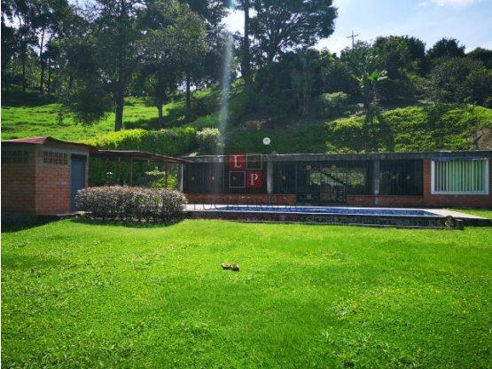 Venta casa campestre la Cabaña,Manizales