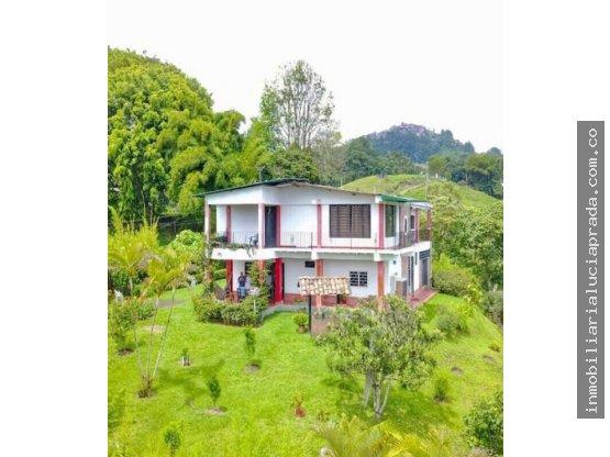 Venta casa campestre San Isidro,Manizales