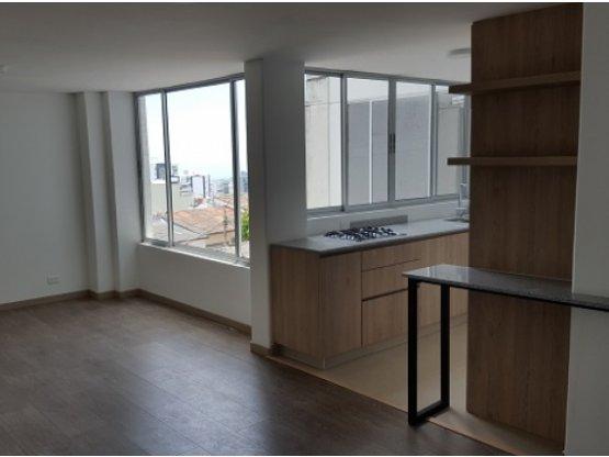 venta apartaestudio en Av Santander, Manizales