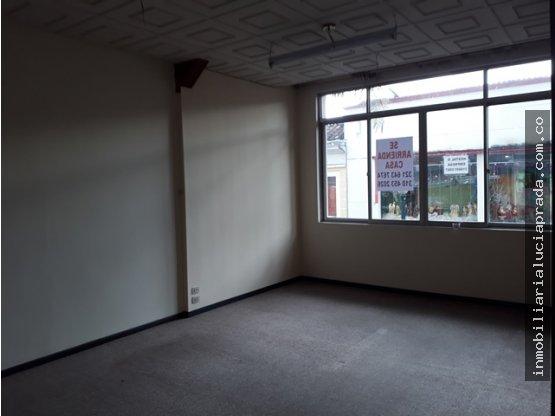 Alquiler Casa Centro Manizales
