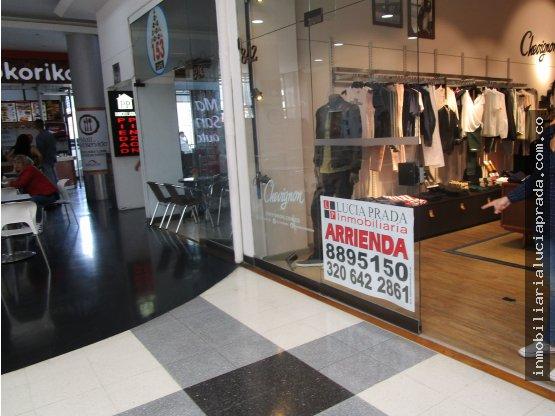 Alquiler local en C.C. Sancancio, Manizales