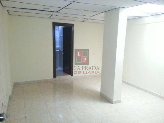 Alquiler oficina Centro, Manizales