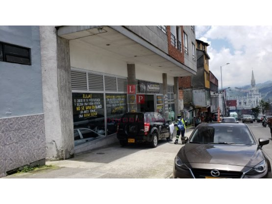 Venta Local Centro Manizales